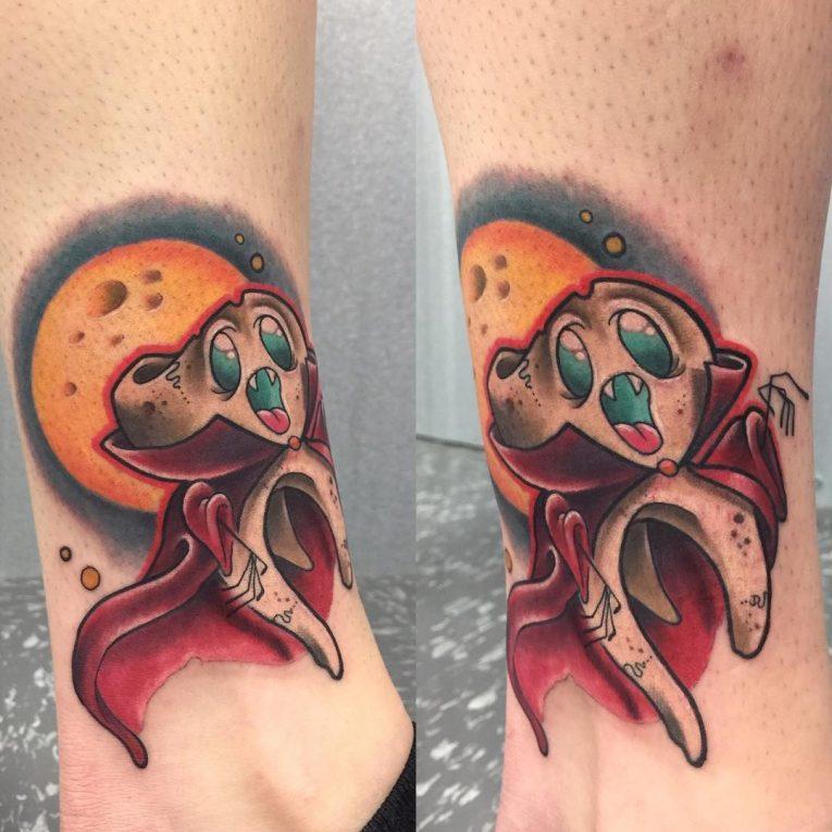 Funny Tattoo 42