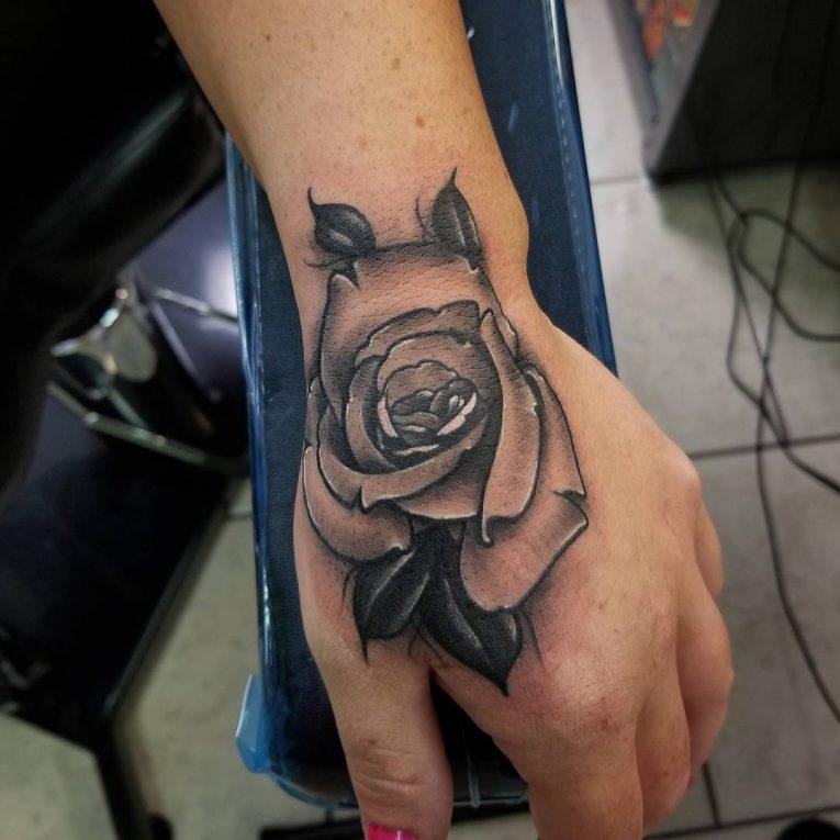 Hand Tattoo 67