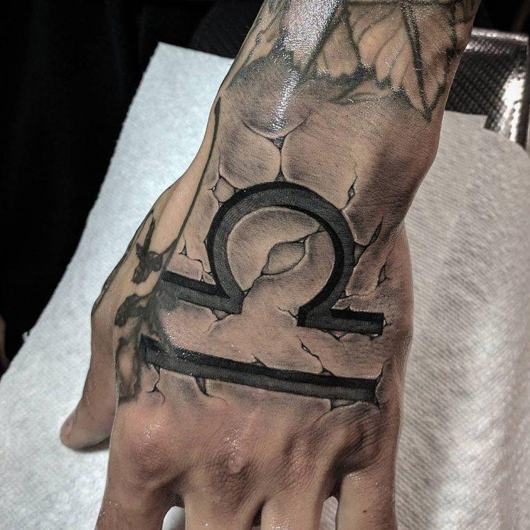 Hand Tattoo 74