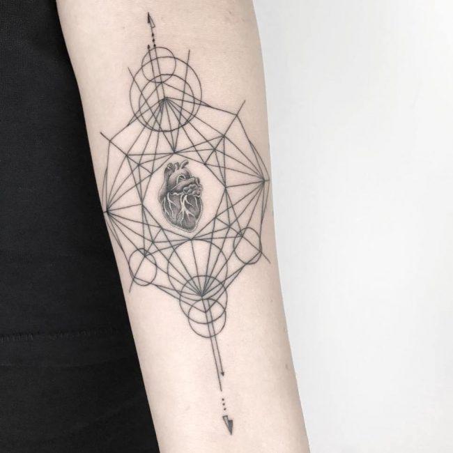 Heart Tattoo 77