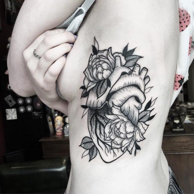 Heart Tattoo 78