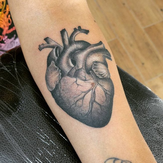 Heart Tattoo 80