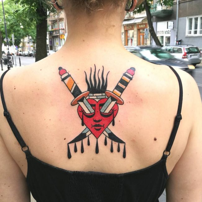 Heart Tattoo 82