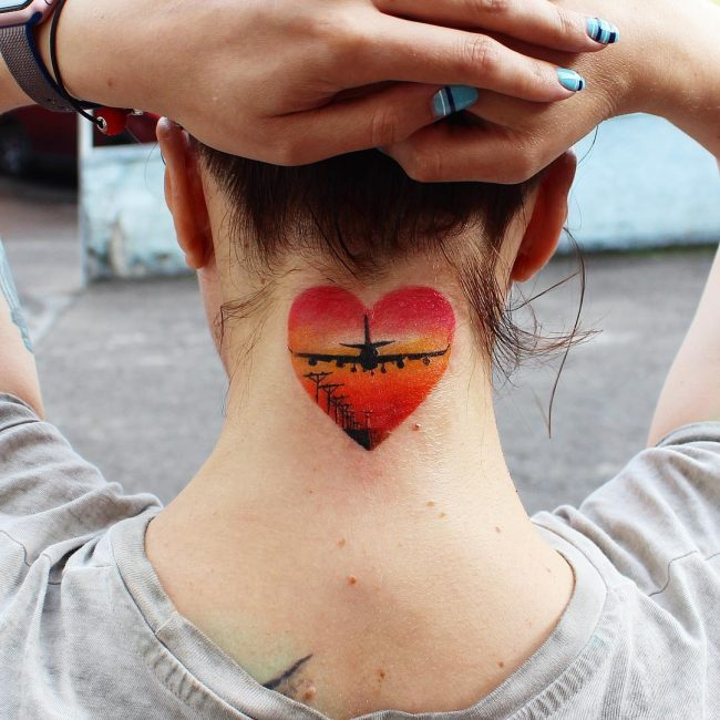 Heart Tattoo 83
