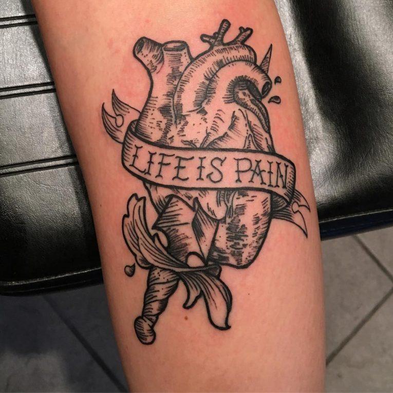 Heart Tattoo 87