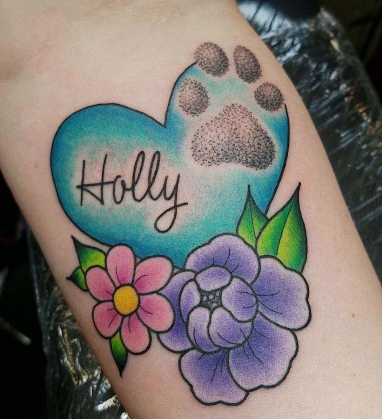 Heart Tattoo 88