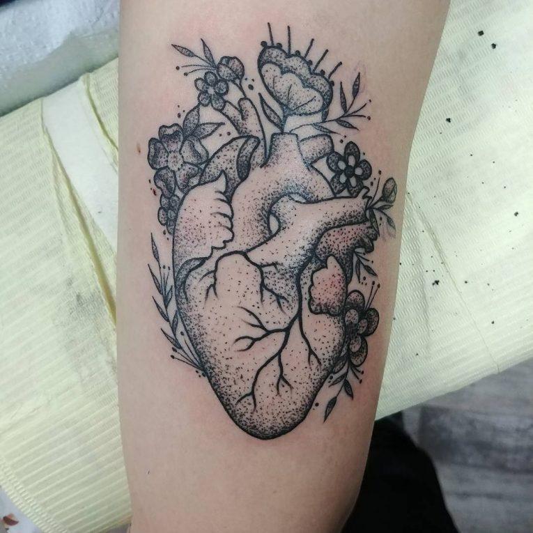 Heart Tattoo 89