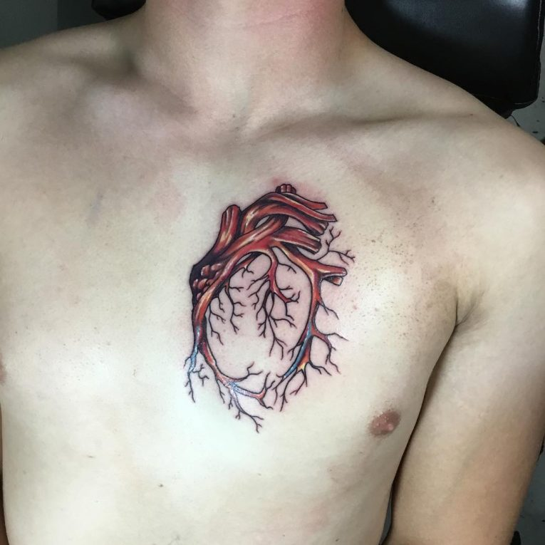 Heart Tattoo 92
