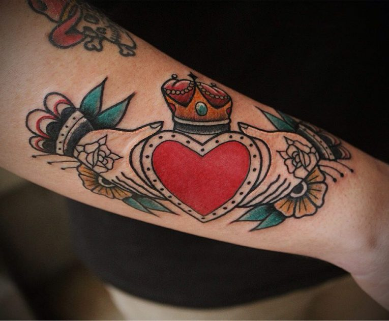 Heart Tattoo 96