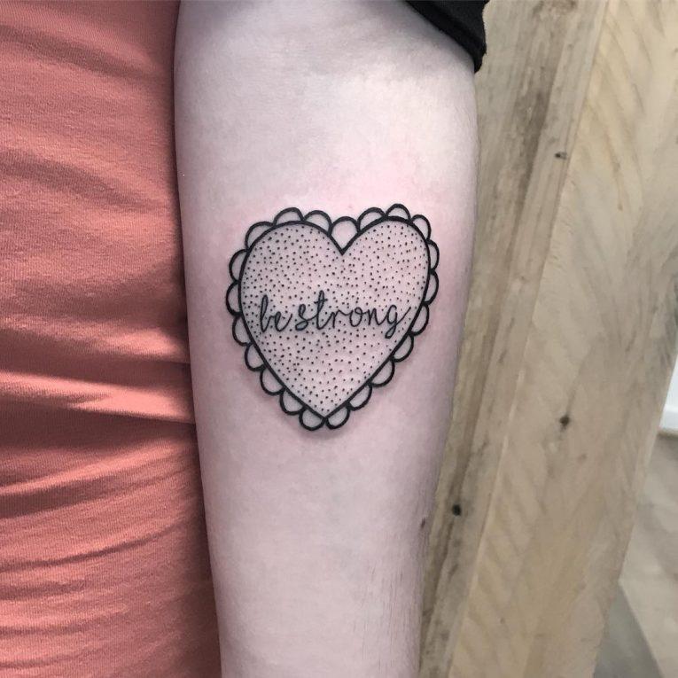 Heart Tattoo 97