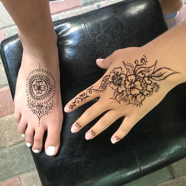 Henna Tattoo 65