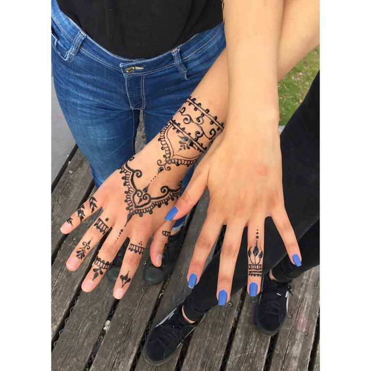 Henna Tattoo 66