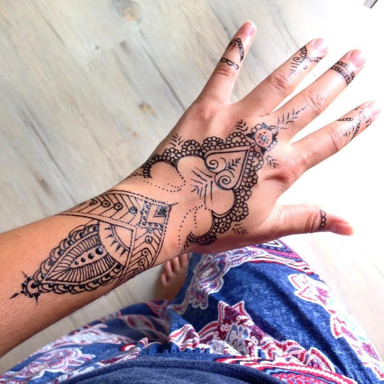 Henna Tattoo 67