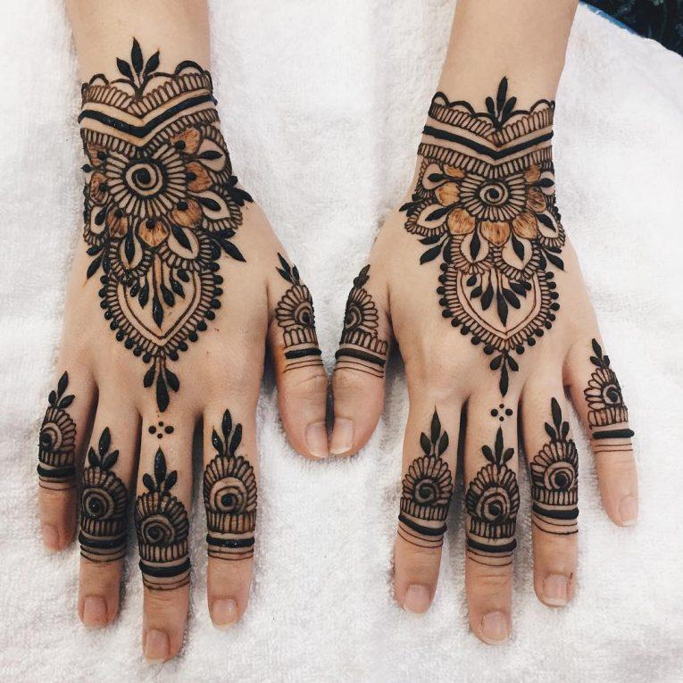 Henna Tattoo 68