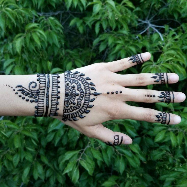 Henna Tattoo 73