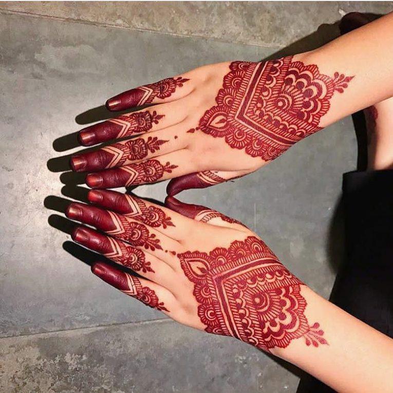 Henna Tattoo 74