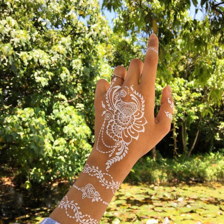 Henna Tattoo 76