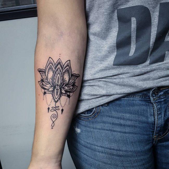 Hindu Tattoo 55