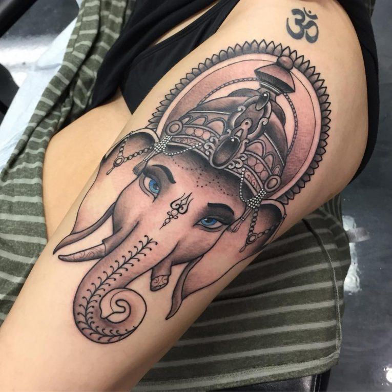 Hindu Tattoo 65