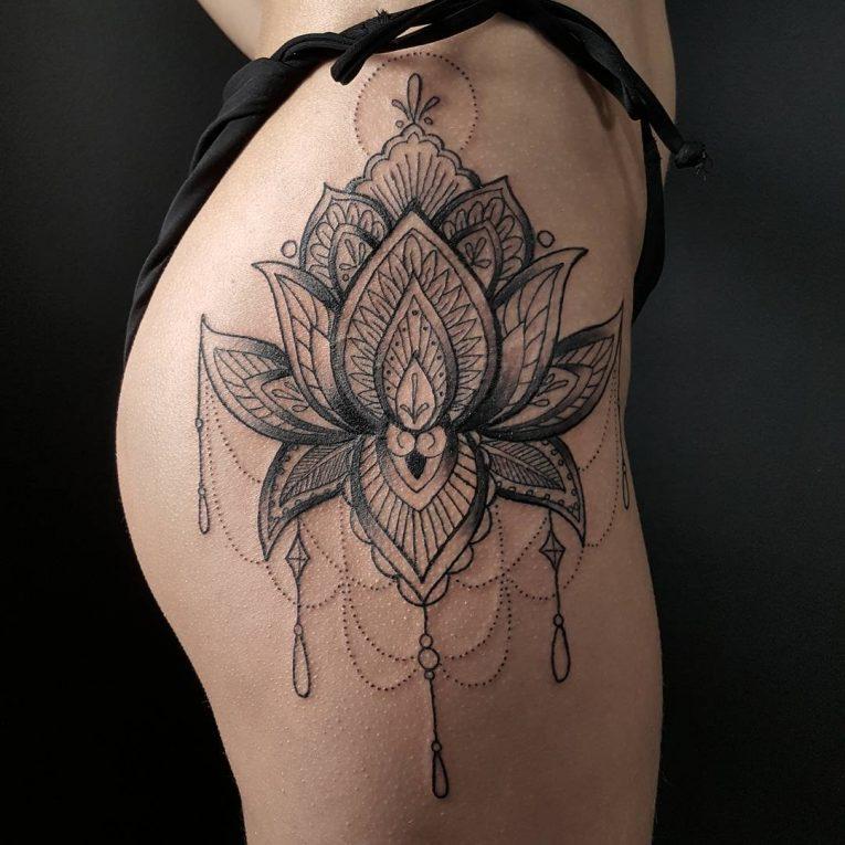 Hindu Tattoo 67