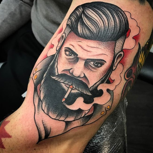 60+ Exclusive Hipster Tattoo Ideas – Show The World How Unique You Are
