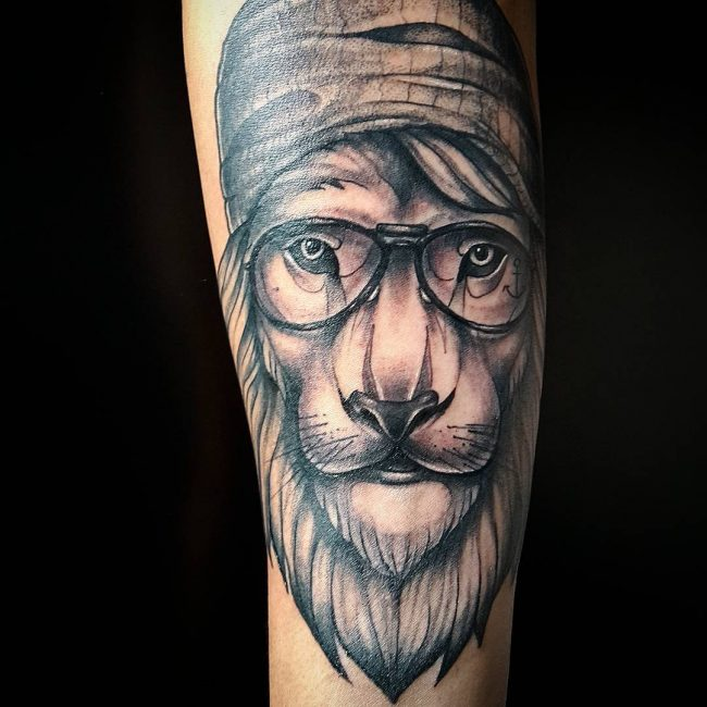 Hipster Tattoo 44