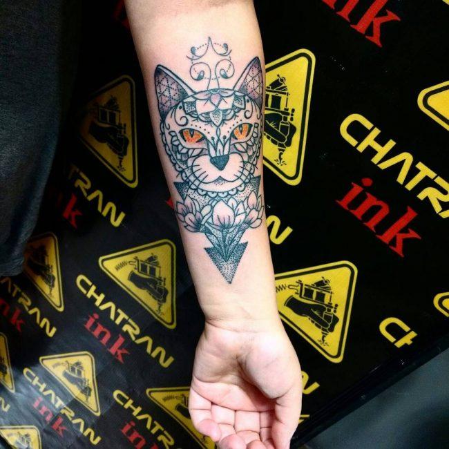 Hipster Tattoo 47