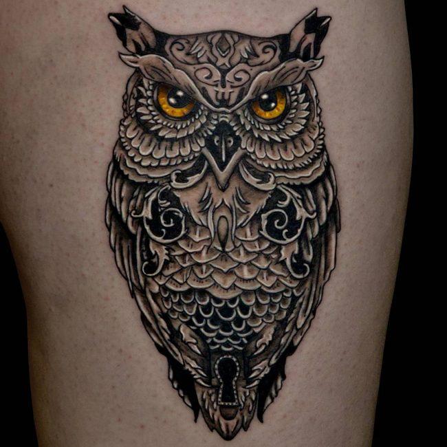 Hipster Tattoo 48