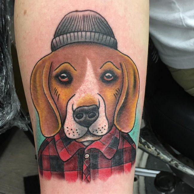 Hipster Tattoo 50