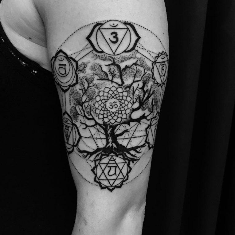 Hipster Tattoo 57
