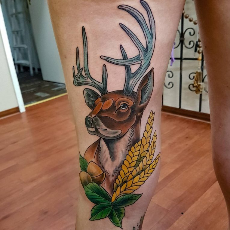 Hipster Tattoo 60