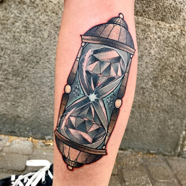 Hourglass Tattoo 71