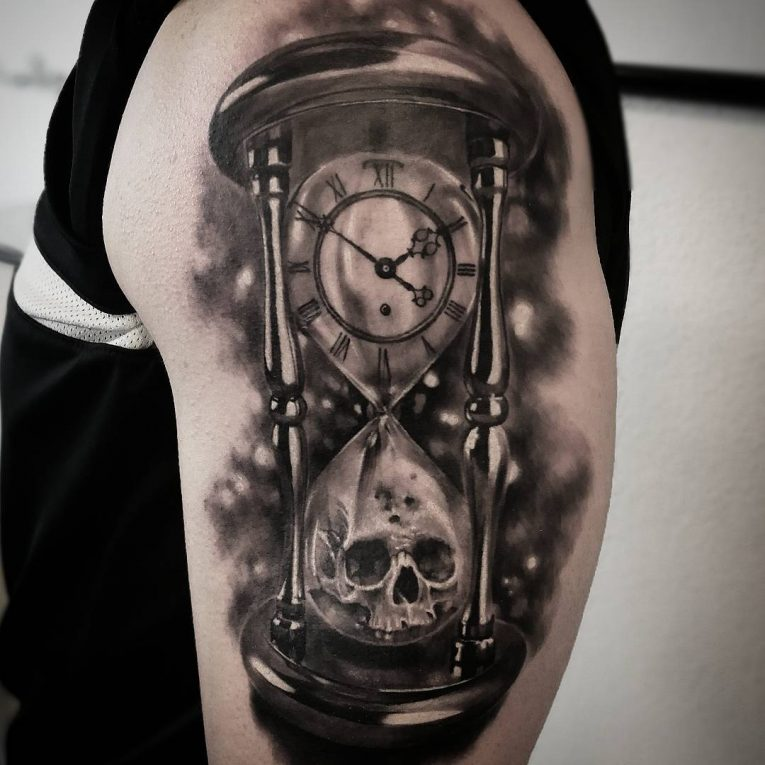 Hourglass Tattoo 79