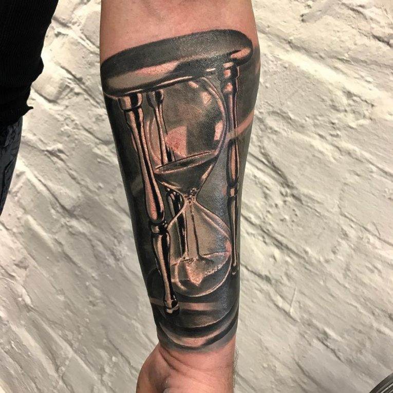 Hourglass Tattoo 83