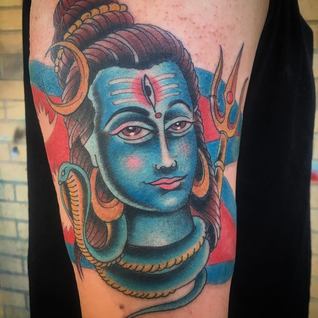 Indian Tattoo 36