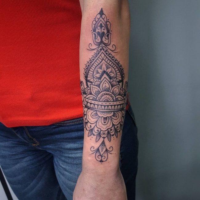 Indian Tattoo 42