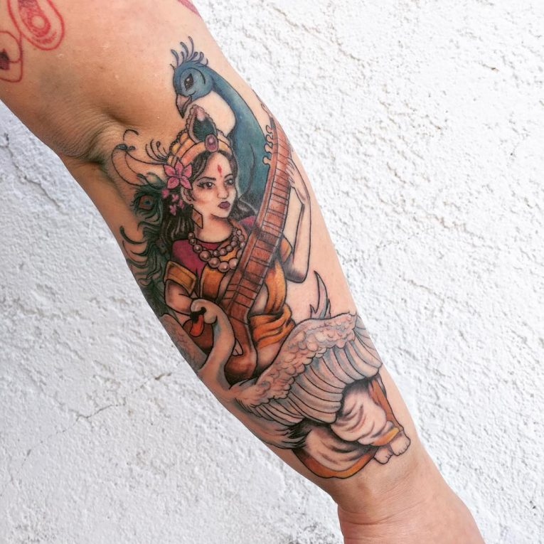 Indian Tattoo 54