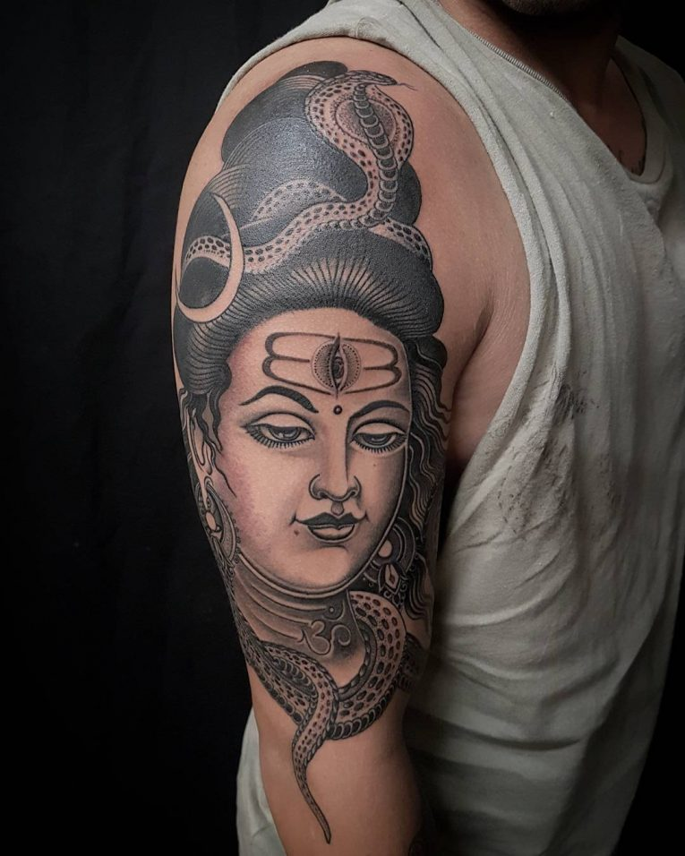 Indian Tattoo 56