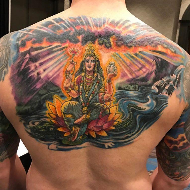 Indian Tattoo 57