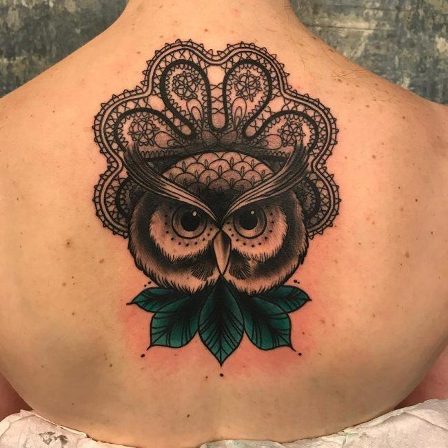 Lace Tattoo 82