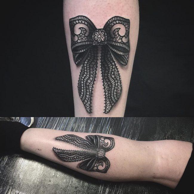 Lace Tattoo 83
