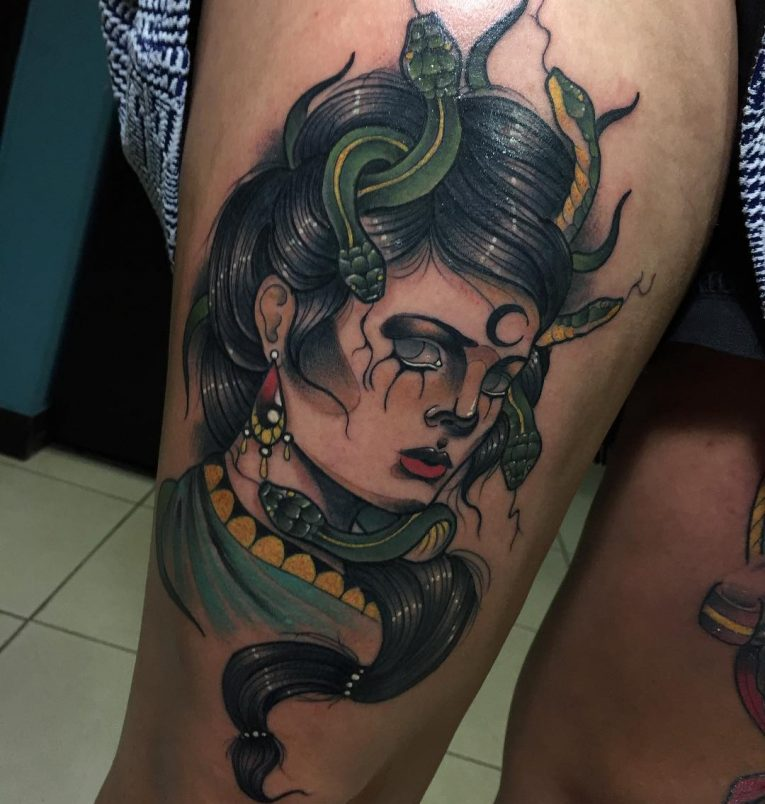 Medusa Tattoo 101
