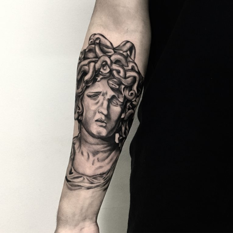 Medusa Tattoo 99