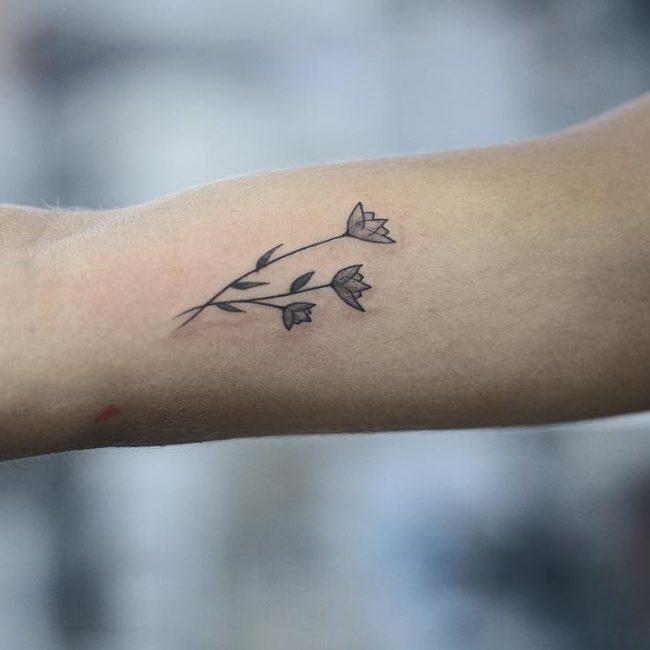 Minimalist Tattoo 111