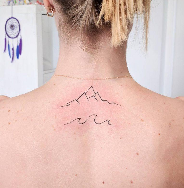 Minimalist Tattoo 116