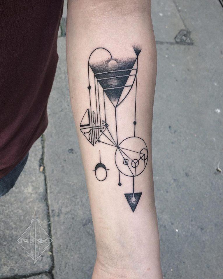 Minimalist Tattoo 125