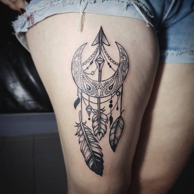 Moon Tattoo 101