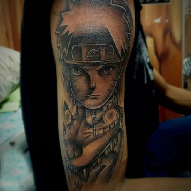 Naruto Tattoo 54