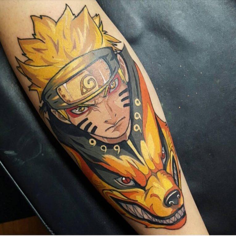 Naruto Tattoo 62