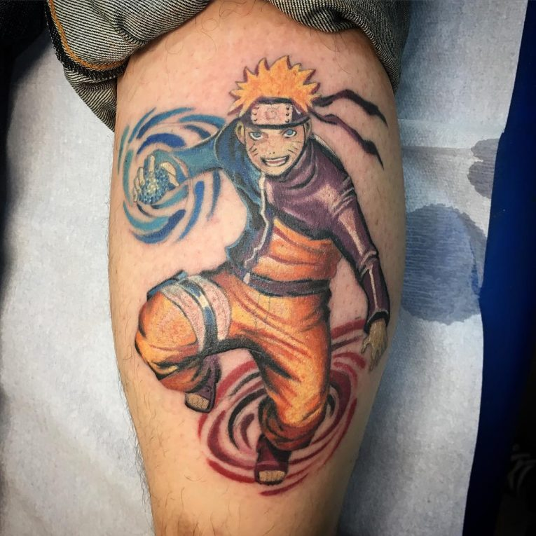 Naruto Tattoo 63